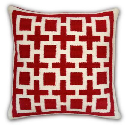 Jonathan Adler Newport Pillow in Graphic Pillows