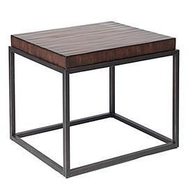 Tables - Z Gallerie - Axel Side Table - axel, rustic, side table