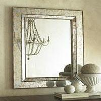 Mirrors - The Horchow Collection-Decor &amp; Antiques - Mirrors - Mirrors - antique, mirror