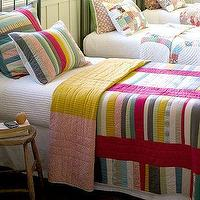 Bedding - Tied & True Quilt & Sham | Pottery Barn - quilt