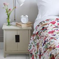 Storage Furniture - Pagoda Bedside Cabinet, New Finds | Graham and Green Furniture - pagoda, table