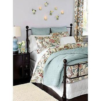 Bedding - Audrey Organic Duvet Cover & Sham | Pottery Barn - duvet, shams