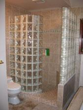 Acrylic Swanstone Tile Shower Bathtub Wall Surround