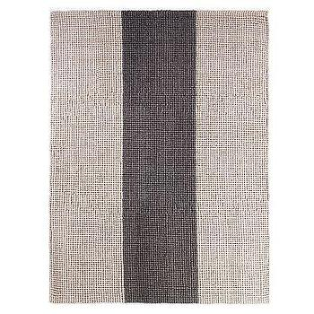 Pebble Stripe Rug, west elm