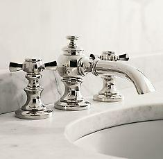 Bath - Lugarno | Restoration Hardware - lugamo, faucet, set