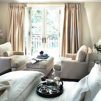 Bedroom Blacony, Traditional, bedroom