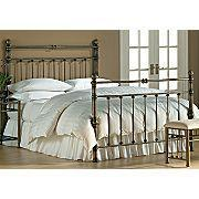Beds/Headboards - JCPenney : furniture : bedroom - kensington, metal, bed