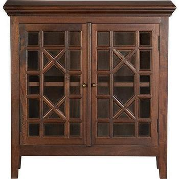 Garnet Cabinet, Crate and Barrel