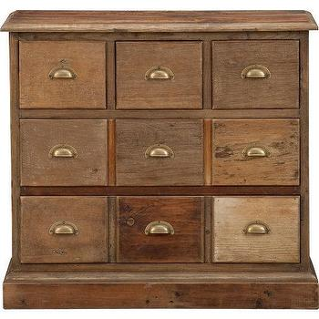 Bedford Chest, Crate and Barrel