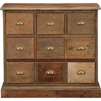 Storage Furniture - Bedford Chest | Crate and Barrel - bedford, chest