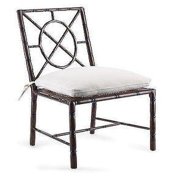 Williams-Sonoma Home, Gillow Side Chair by Hickory Chair