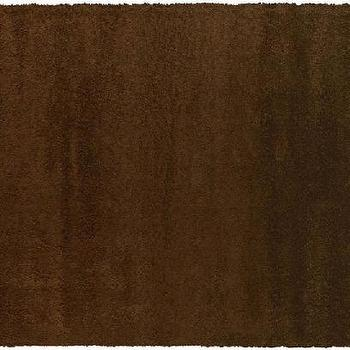Rugs - One Kings Lane - rug, brown, shag