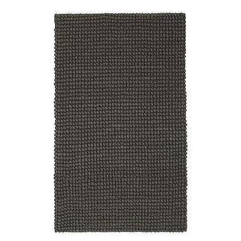Rugs - Pebble Rug | west elm - rug, grey, bedroom
