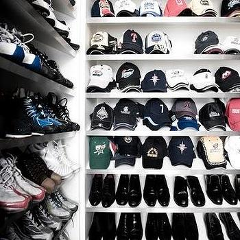 closets - shoe cabinet, shoe cabinets, shoe shelves, shelves for shoes, shoe storage, shoe closet, closet shoe shelves, shoe racks, closet shoe racks, mens closet, mens shoe closet,