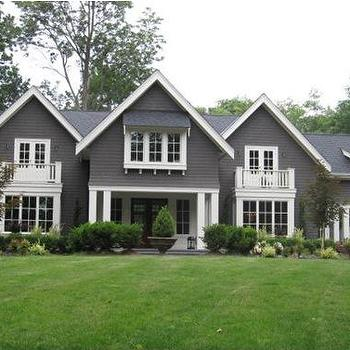 Gray Siding Design Decor Photos Pictures Ideas