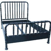 Beds/Headboards - Noir Black Bed - Black, Bed