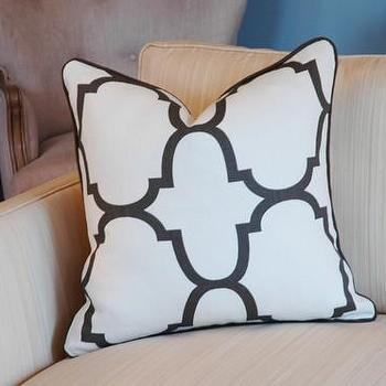 Pillows - Windsor Smith Riad Cushion Clove 18 inch by plumcushion on Etsy - windsor smith, raid, pillow
