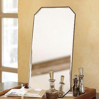 Winslow Dresser-Top Mirror, Pottery Barn