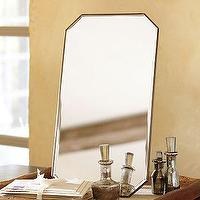 Mirrors - Winslow Dresser-Top Mirror | Pottery Barn - winslow, mirror