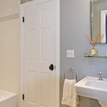 Bathroom, Jeff Lewis Design