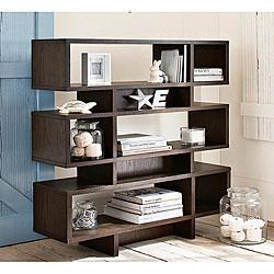 Storage Furniture - Tier Display Cabinet/ Bookcase | Overstock.com - bookcase