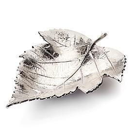 Decor/Accessories - Tranquil Birch Leaf Bowl | Accessories | Z Gallerie - birch, leaf, bowl