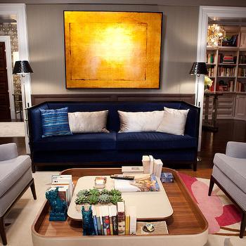 Blue Velvet Sofa Design Decor Photos Pictures Ideas Inspiration Paint Colors