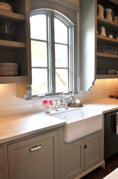 Sally Wheat Kitchen Cabinets Transitional Kitchen
