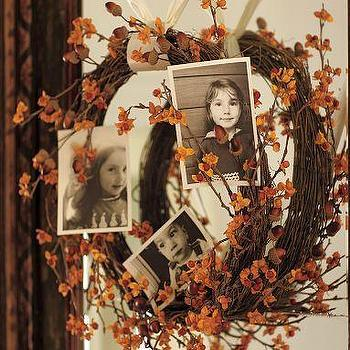 Miscellaneous - Faux Bittersweet Wreath | Pottery Barn - fall, bittersweet, wreath
