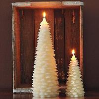 Miscellaneous - Tree Candle | west elm - tree, candles