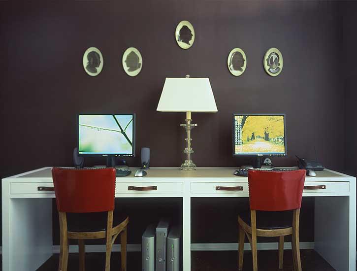 Double Desk Ideas Contemporary denlibraryoffice M  : 1e6b71d5eec5 from www.decorpad.com size 725 x 550 jpeg 29kB