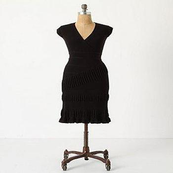 Miscellaneous - Marilyn Dress - Anthropologie.com - holiday, black, dress
