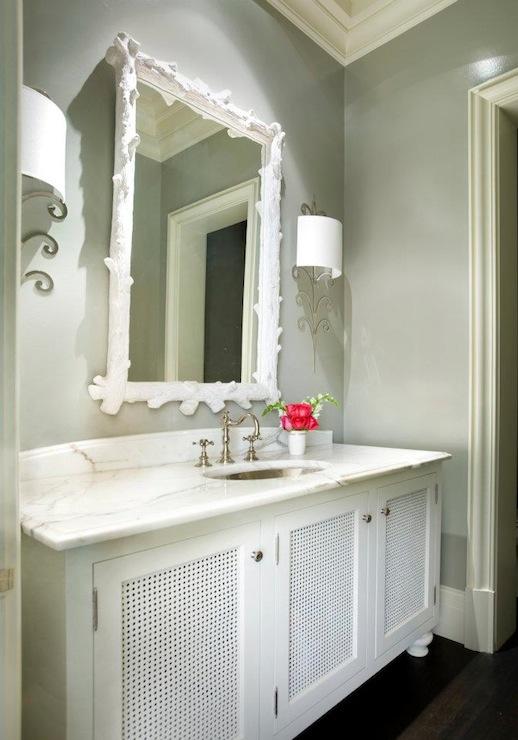 Grey And White Bathroom Contemporary Bathroom Melanie Turner Interiors