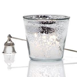 Verona Mercury Votive Holder 5