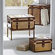 Storage Furniture - Grandin Road - trunk, trunks