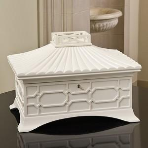 Decor/Accessories - Grande Jewelry Box - jewelry, box, chinoserie