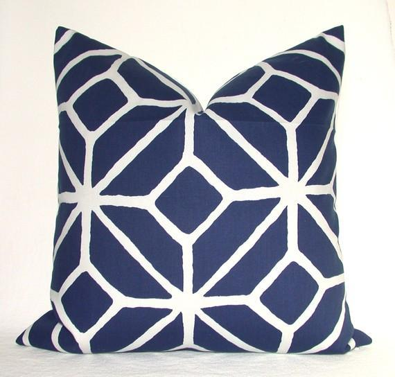Decorative Pillows Trina Turk : Beautiful Decorative Pillow Cover Trina Turk by kyoozi on Etsy