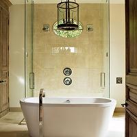 Modern bathroom ideas modern bathroom brown design for Roberts designs bathroom accessories