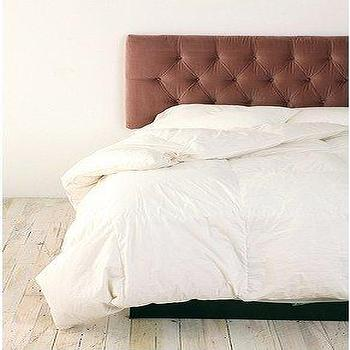 Beds/Headboards - UrbanOutfitters.com > Modern Tufted Velvet Headboard - velvet, tufted, headboard