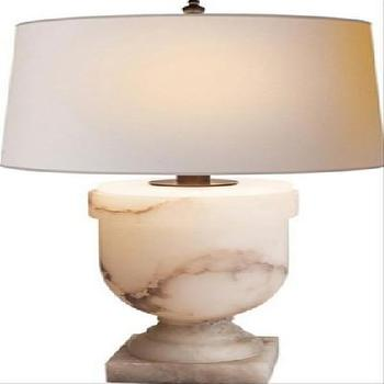Lighting - Country Design Online Store - Large Chunky Urn in Alabaster - alabaster, vase
