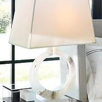 Lighting - Williams-Sonoma Home | Madison Lamp, Alabaster - alabaster, lamp