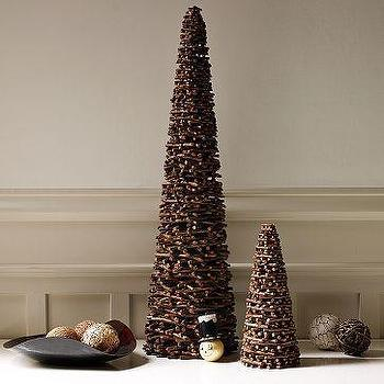 Miscellaneous - Twig Trees | west elm - twig trees