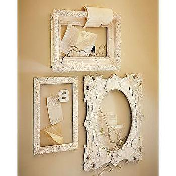 Art/Wall Decor - Heirloom Frames | Pottery Barn - heirloom, frames