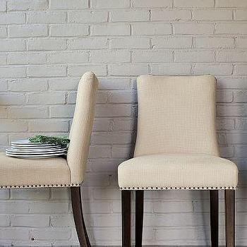 Seating - Nailhead Dining Chair | west elm - nailhead, chair