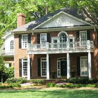 Miscellaneous - Charlotte City Living - red brick, traditional, porch