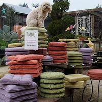 Decor/Accessories - Tuffits, Concrete stepping stones - outdoors, landscaping, garden, pillows