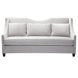 Seating - Z Gallerie - Sophia Sofa - gray, sofa