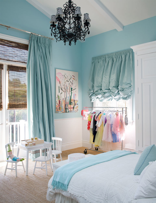 girls bedrooms blue. lue girl#39;s bedroom design