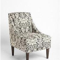 Seating - UrbanOutfitters.com > Chocolate Damask Flourish Chair - chocolate, damask, chair