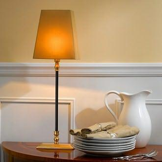 Lighting - Holt Brass Table Lamp, Arteriors Home - Barnes & Noble - table lamp, brass
